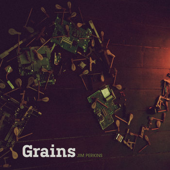 Grains Piano Score (3 pieces) cover art