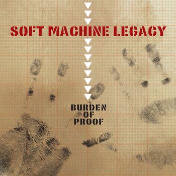 Burden Of Proof cover art