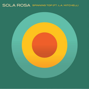 Spinning Top Ft. L.A. Mitchell (single) cover art