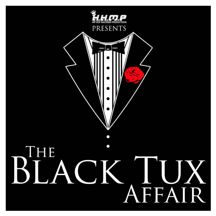 THE BLACK TUX AFFAIR cover art