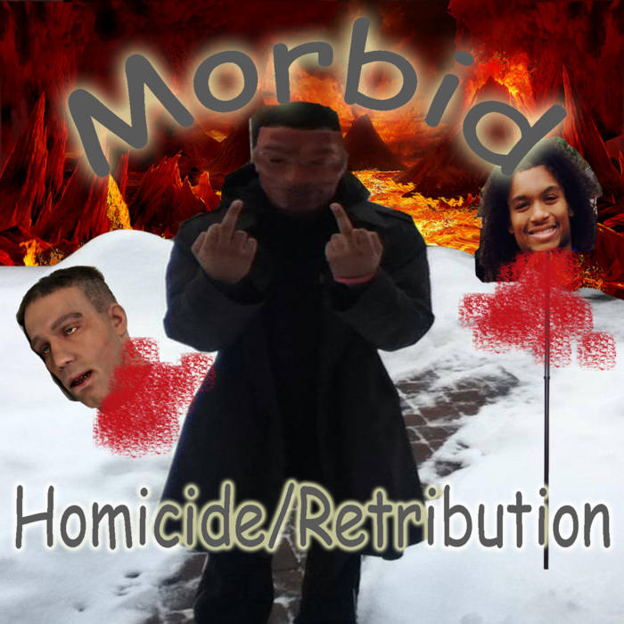 Homicide/Retribution cover art