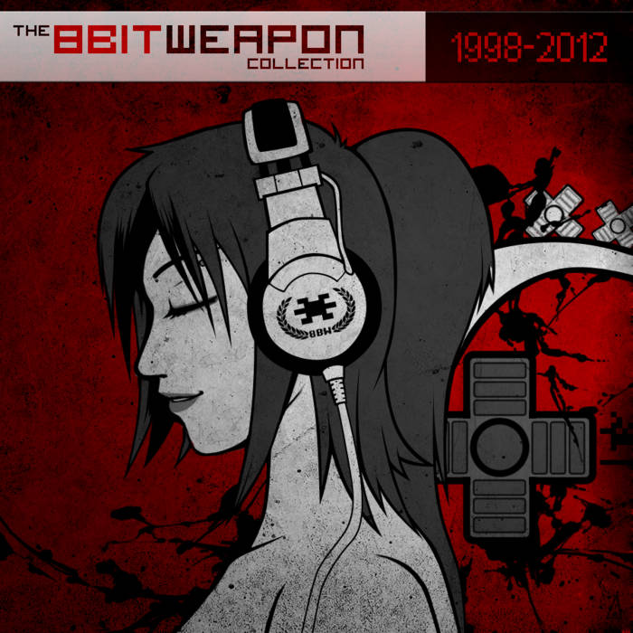 The 8 Bit Weapon Collection 1998-2012 cover art