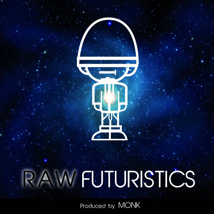 Raw Futuristics cover art