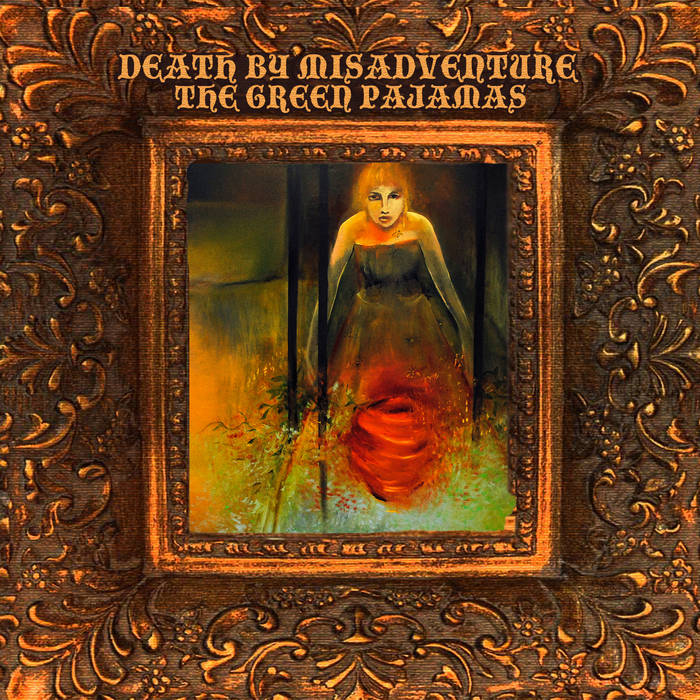 Death by Misadventure cover art