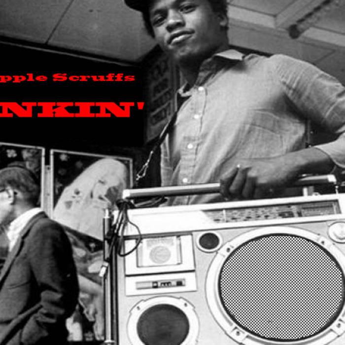 The Apple Scruffs - Funkin' cover art