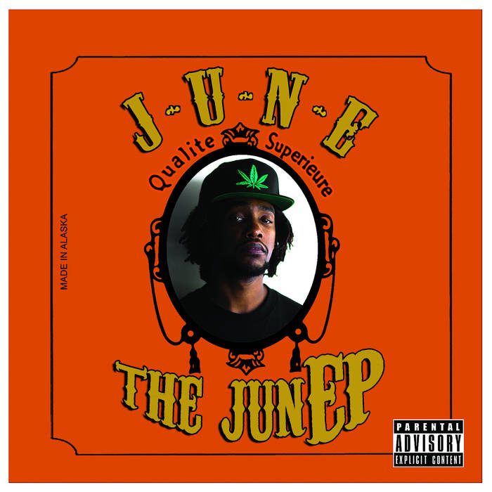 TheJunEP cover art