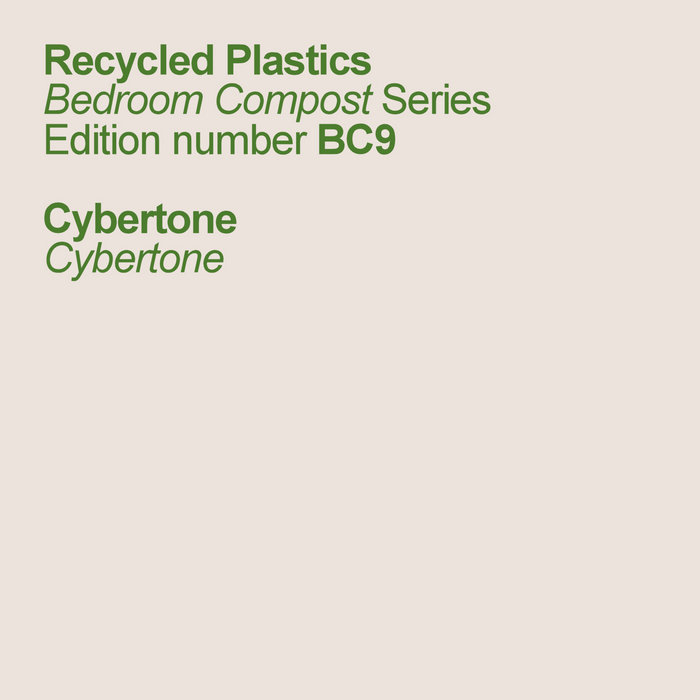 Cybertone cover art