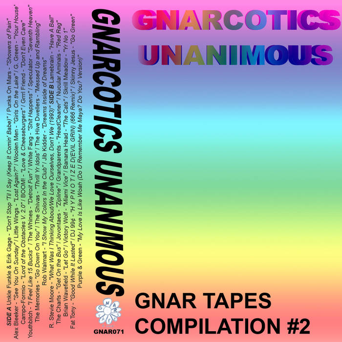 Gnarcotics Unanimous cover art
