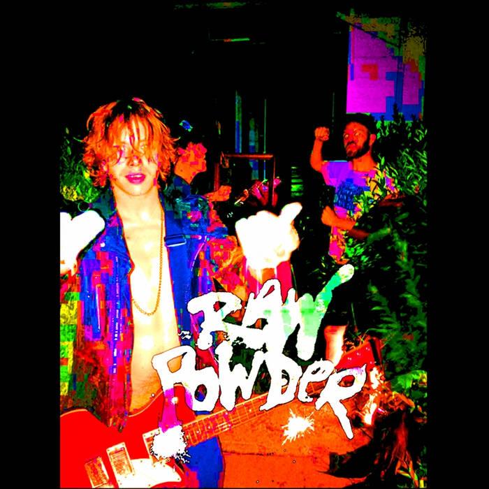 RAW POWDER cover art