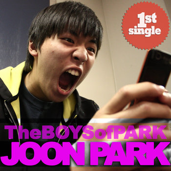 Joon Park cover art