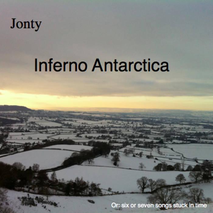 Inferno Antarctica cover art
