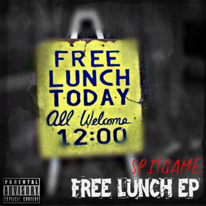 Free Lunch EP cover art