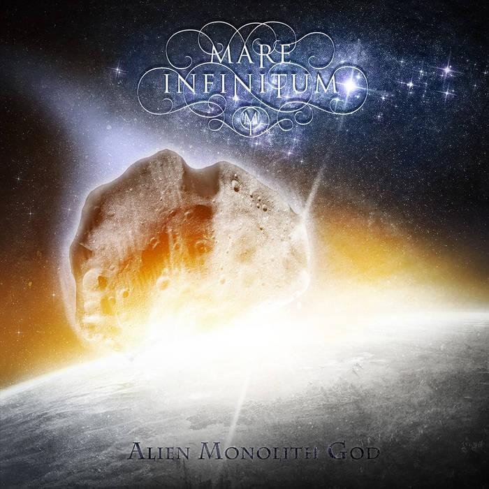 Alien Monolith God cover art