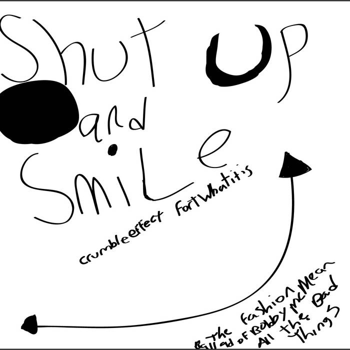 Shut Up and Smile demo cover art