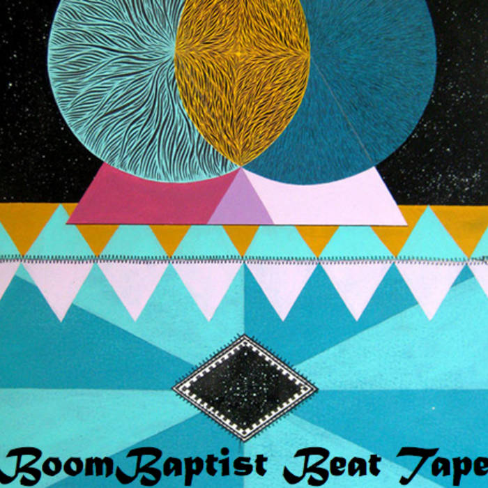 BoomBaptism Beat Tape (2010, Archivist Records) cover art