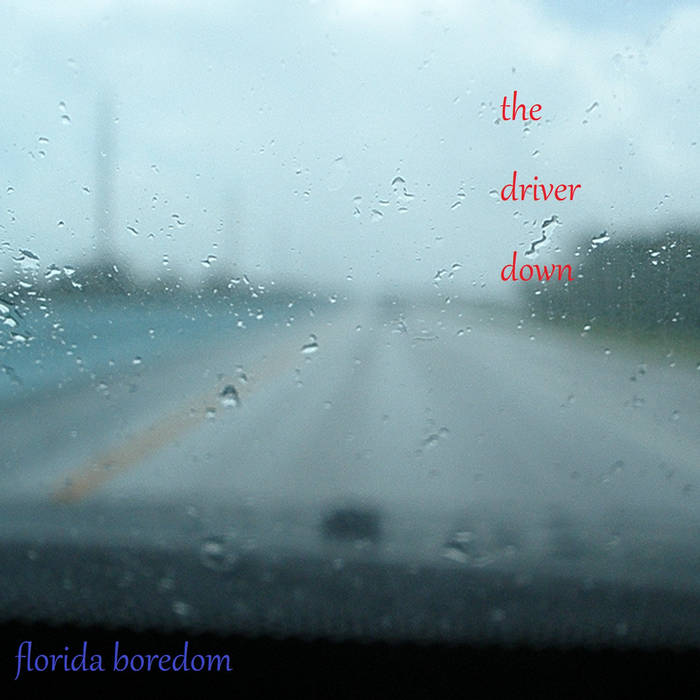 Florida Boredom cover art