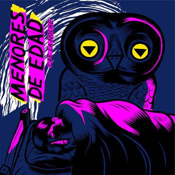 Cae la noche EP cover art