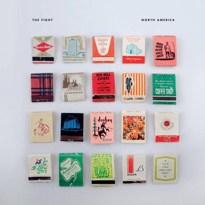 North America cover art