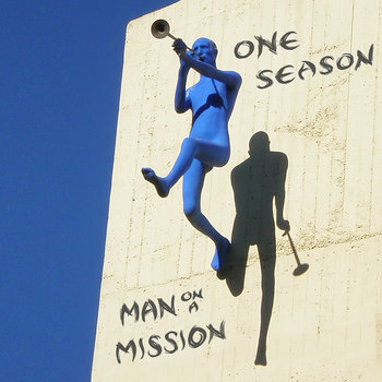 Man on a Mission cover art