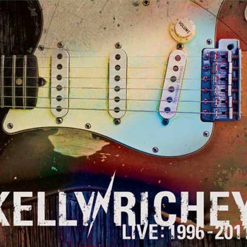 Kelly Richey LIVE 1996 - 2011 cover art