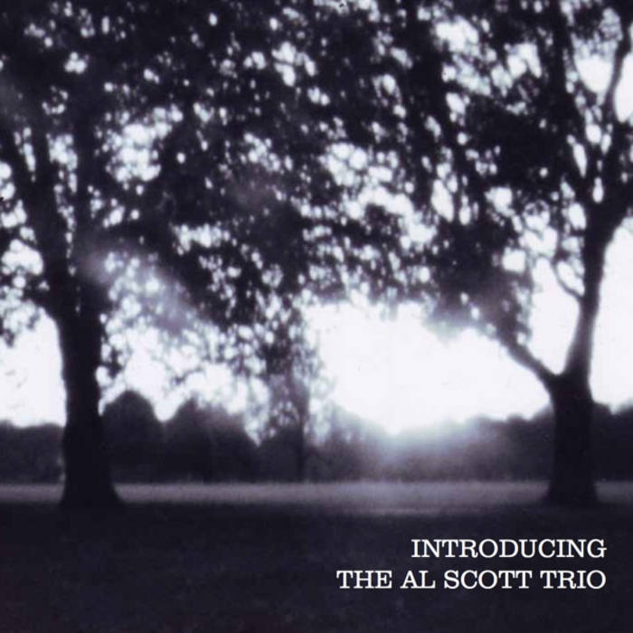 Introducing The Al Scott Trio cover art