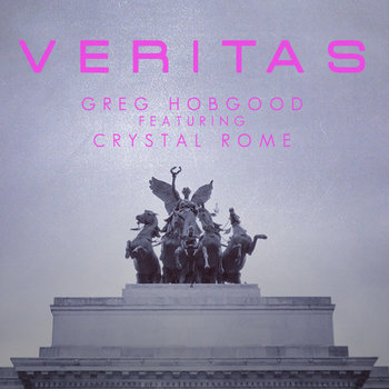 Veritas (feat. Crystal Rome) cover art