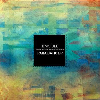Para Batik EP cover art