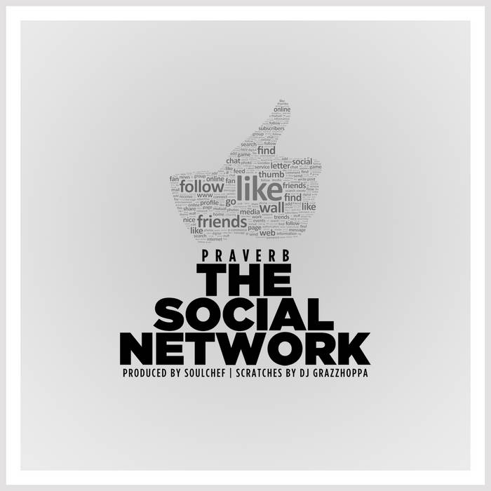 The Social Network (Digi-Single) cover art