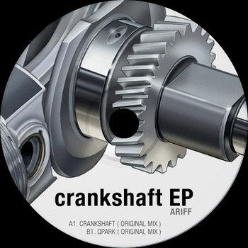 CRANKSHAFT EP ( 2012 ) cover art