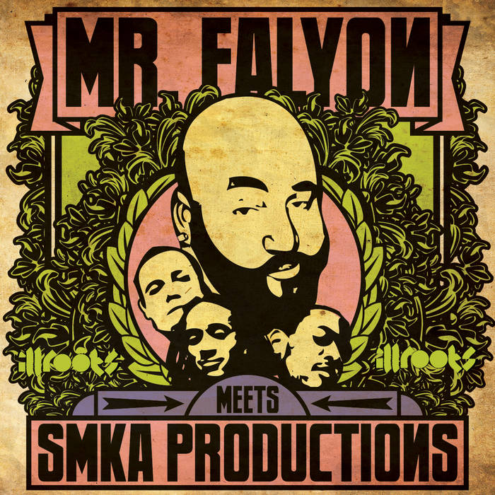 Mr. Falyon meets SMKA cover art