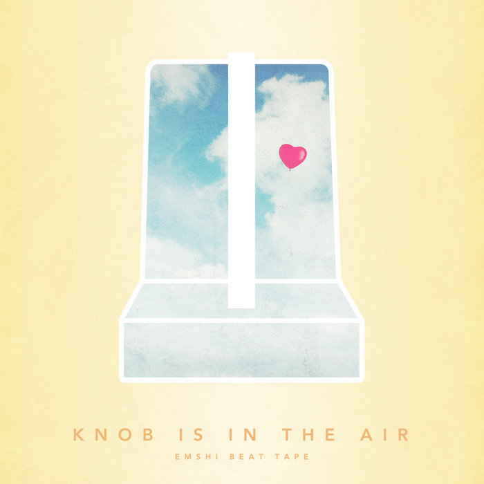 KNOB IS IN THE AIR cover art