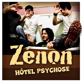 Zénon - Hôtel Psychose cover art