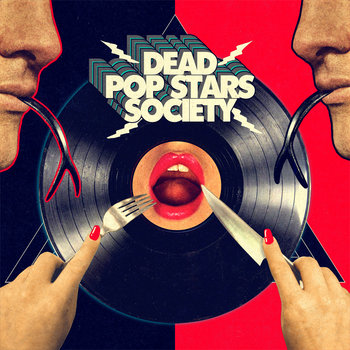 Dead Pop Stars Society cover art