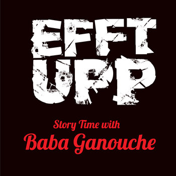 Story Time With Baba Ganouche cover art