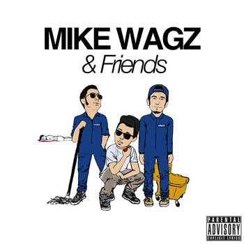 Mike Wagz & Friends cover art