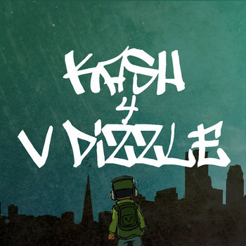 Kash 4 V-Dizzle cover art