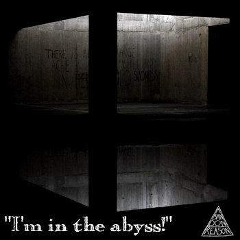 """I'm in the abyss!"" cover art"