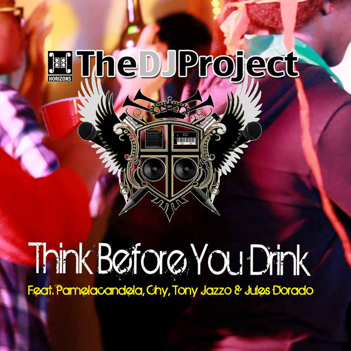 Think Before You Drink cover art