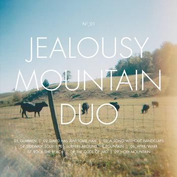 jealousy mountain duo cover art