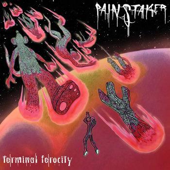 Terminal Ferocity cover art