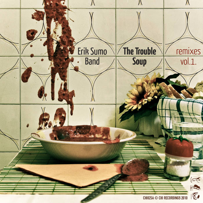 The Trouble Soup Remixes Vol.1. cover art
