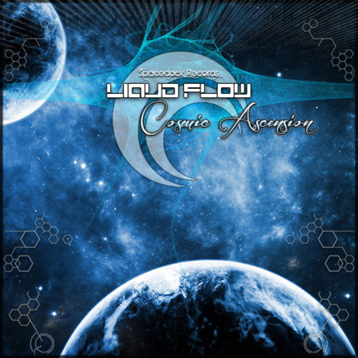SDDG005 - Liquid Flow - Cosmic Ascension EP cover art