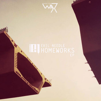 Homeworks Ep cover art