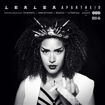 Apartheid cover art