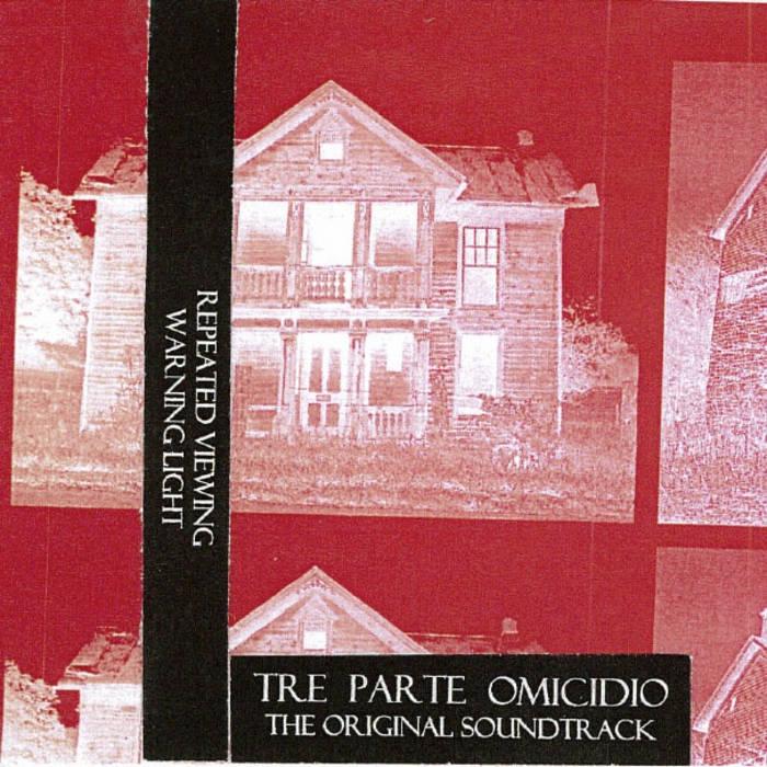 Tre Parte Omicidio OST cover art