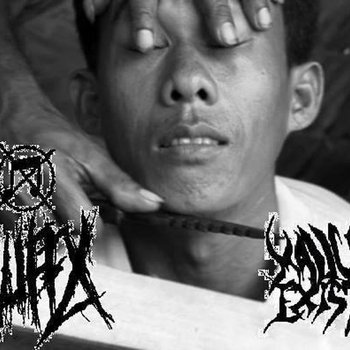 Split w/ Malicious Existence cover art