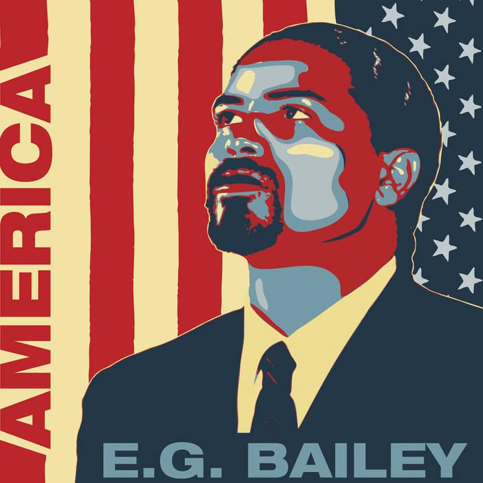 America cover art