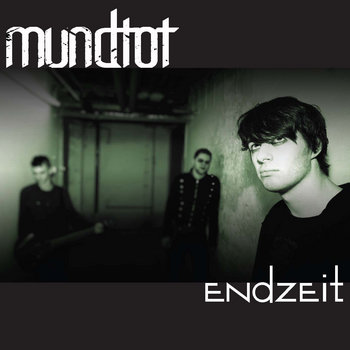 Endzeit EP cover art