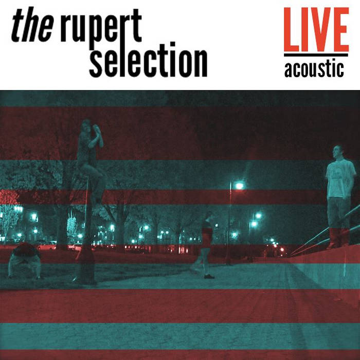 Live Acoustic cover art