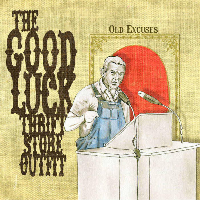 Old Excuses cover art